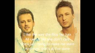 Love and Theft - Real Good Sign with Lyrics
