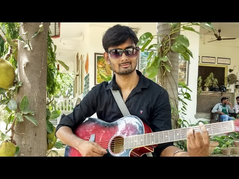 dil-de-diya-hai..-live-singing-with-guitar-by-pawan-maurya