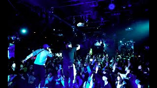 YouTube動画:CHICO CARLITO, DABO, SUIKEN, DJ SAAT - LIVE At SOUND MUSEUM VISION