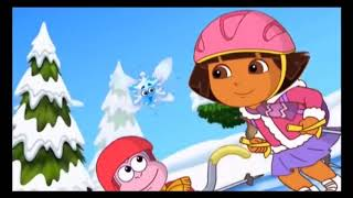 МУЛЬТФИЛЬМ-РАЗВИВАЙКА. Даша путешественница помогает Снежной принцессе. Happy Kids