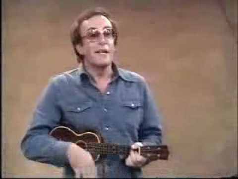 """When I'm Cleaning Windows"" performed by the late and great Peter Sellers on ukulele"