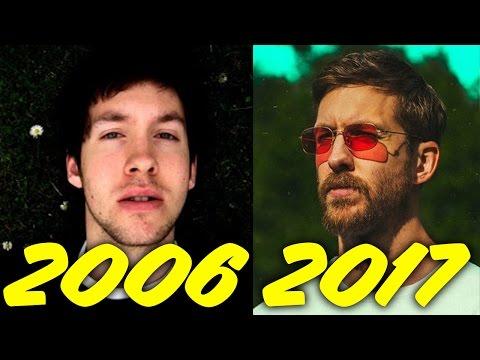 The Evolution Of Calvin Harris (2006-2017)