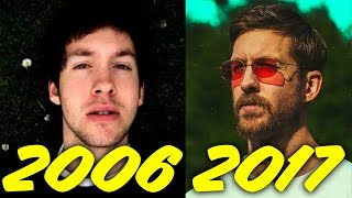 The Evolution Of Calvin Harris 2006 2017