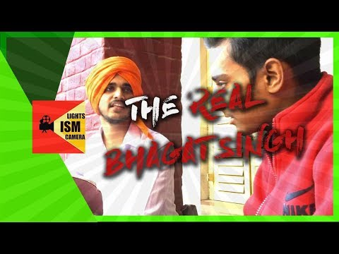 The Real Bhagat Singh || Lights Camera ISM