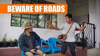Oh Nagaland Roads | Comedy | Dreamz Unlimited
