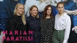 Uskomattomimmat tarinat Maria Åkerblomista ✨ MARIAN PARATIISI -elokuvan tähdet kertovat