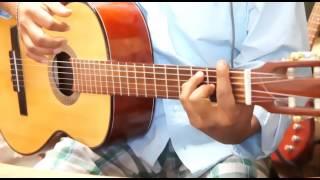 Sorbito de Champan - Erasmo Mochi - Como tocar en guitarra acordes
