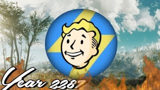 Fallout 4 : A Radioactive Odyssey