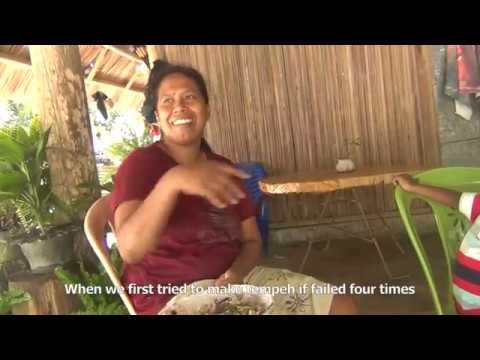 Nutritious Foods Enterprises Project: Filomena's Story