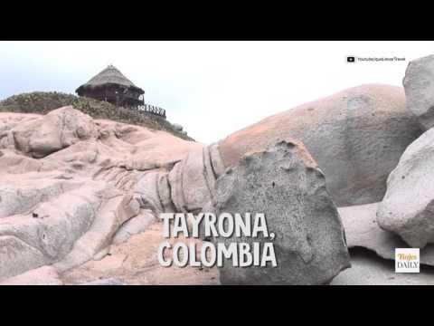 Lugares para mochilear en Sudamérica