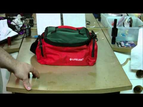 LifeLine First Aid Kit Review - Man VS Junk Episode 83