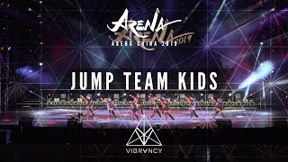 Jump Team Kids Arena China Kids 2019 VIBRVNCY 4K