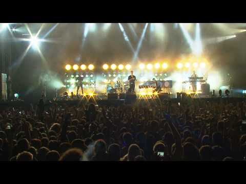 Hurts - Illuminated (FULL HD) LIVE @ EXIT Festival 2014 - Best Major European Festival