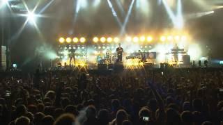 Hurts - Illuminated (FULL HD) LIVE @ EXIT Festival 2014 - Best Major European Festival