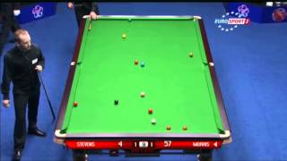 Matthew Stevens - David Morris (Full Match) Snooker Wuxi Classic 2013 - Quarter Finals