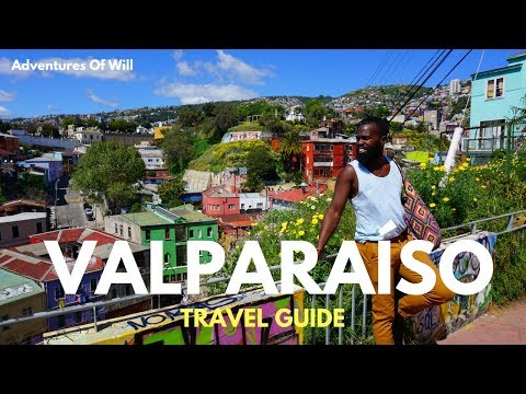 Things To Do In Valparaiso, Chile South America - Viña del Mar, Casablanca Wine  | Travel Guide Vlog