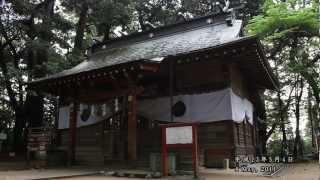 麻賀多神社・台方社 Makata Jinja - Daikata sha (平成23年5月4日)