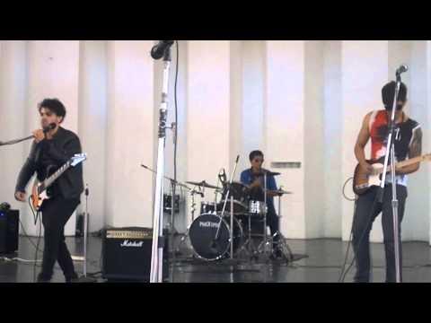 John D en vivo 1er Festival de Rock Independencia - Morir de amor
