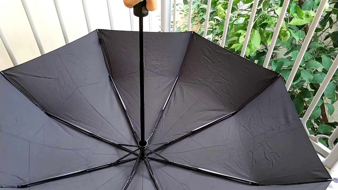 02ad7d1645752 Xiaomi Automatic Opening & Closing Umbrella (Review) - YouTube