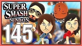 Super Smash Sundays - Week 145 [for Wii U Online]