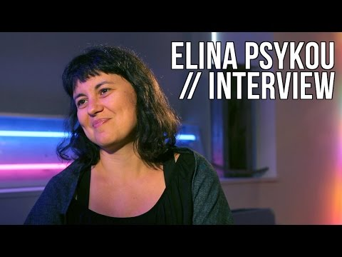 The Eternal Return of Andonis Paraskevas' Elina Psikou Interview - The Seventh Art
