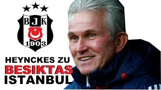 Das sagt Heynckes zu Besiktas Istanbul | Gegnercheck | Champions League