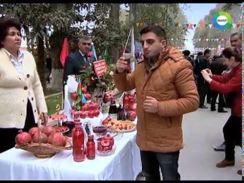 Смотреть ПУТЕВОДИТЕЛЬ. Традиционный праздник граната прошел в Азербайджане онлайн