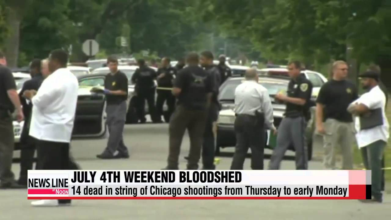At Least 3 Killed, 37 Wounded In Weekend Shootings Across Chicago