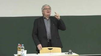Brodbeck in Marburg: Die implizite Ethik der Mainstream Ökonomie