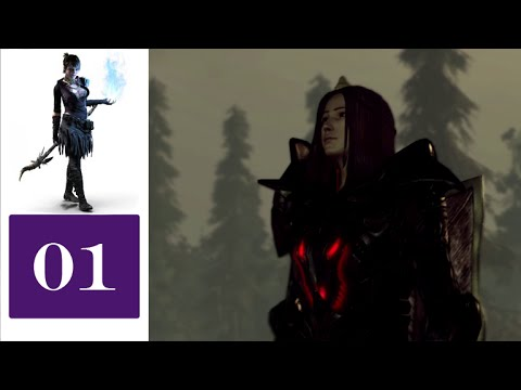Let's Play Dragon Age: Witch Hunt (Blind) - 01 - Do not follow me