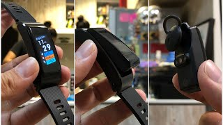 Huawei Talkband B5 Review: Transforming Fitness Band