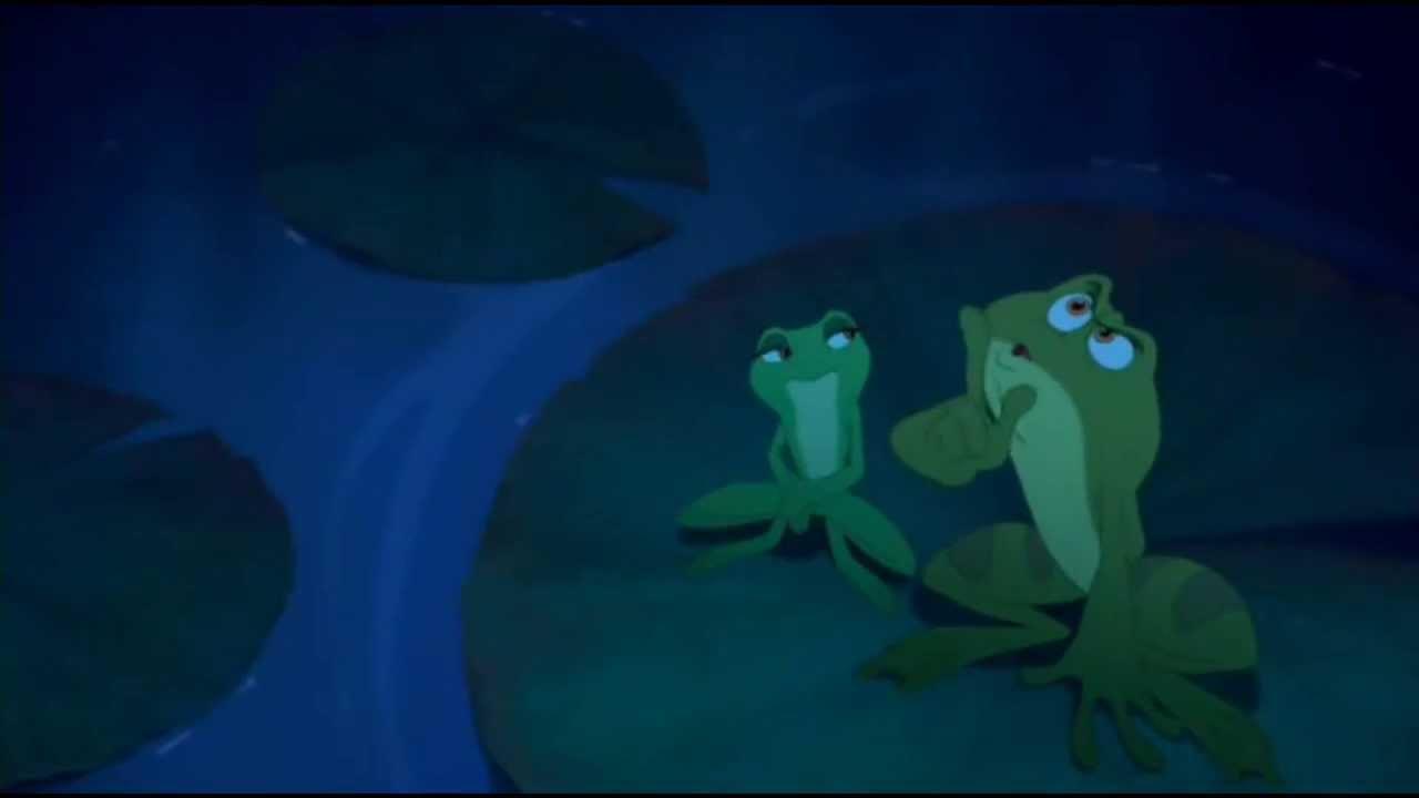 Księżniczka i żaba Ewangelina HD
