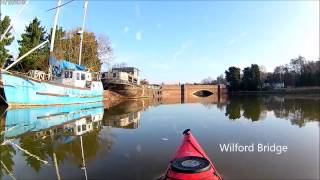 Kayak / Canoe Trail - River Deben :: Waldringfield / Woodbridge / Wilford Bridge