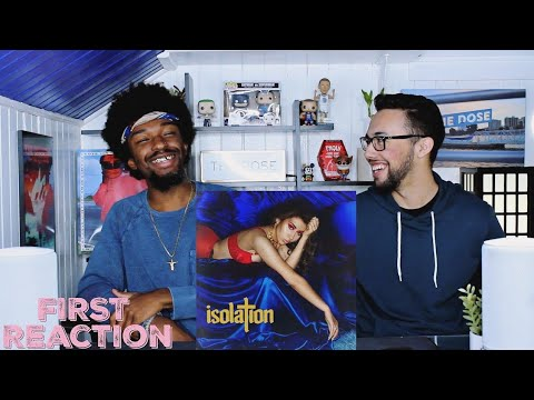 Kali Uchis - Isolation First Reaction // Does Her Debut Disappoint??