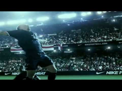 Nike World Cup SoccerFootball 2010 Commercial Full