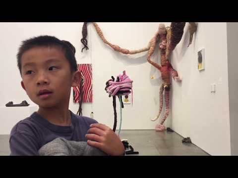 Berkeley Art Museum (bonus footage)