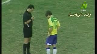 ضربات ترجيح مباراة البرازيل والأرجنتين ـ نهائي كوبا أمريكا 2004 م تعليق عربي
