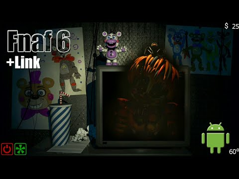 Fnaf 6 android | Freddy Fazbear's Pizzeria Simulator Android (link's in the  description)