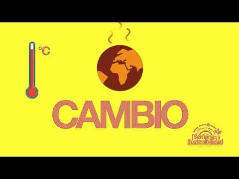 Cambio climático - Semana de la Sostenibilidad Quito 2015