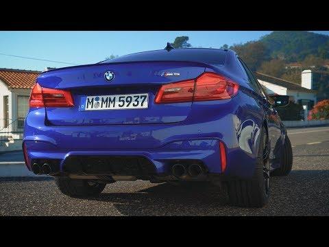 Новая BMW M5