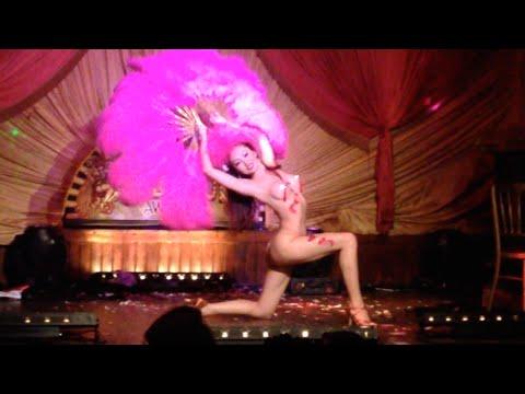 The International Amsterdam Burlesque Award Performance of Madame Romanova
