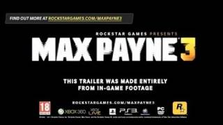 Max Payne 3: Pop Up Trailer