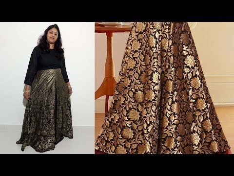 4-kali-long-skirt-drafting,-cutting-and-stitching-for-one-piece-dresses