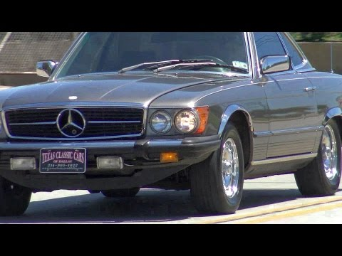 1980 mercedes 450sl review