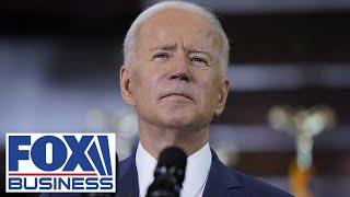 Biden 'underwater' in his approval ratings: Byron York