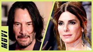 El amor secreto de Keanu Reeves y Sandra Bullock