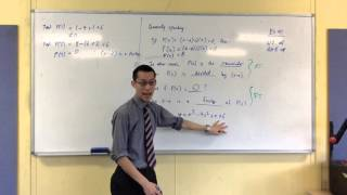 Polynomial Division (4 of 4: How the Factor Theorem assists Polynomial Curve Sketching)