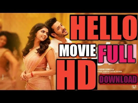 How to download HELLO full movie in telugu || HELLO full movie free download