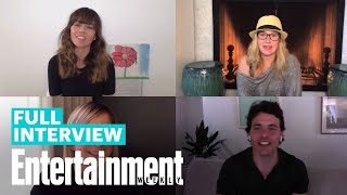 'Dead To Me' Cast: Christina Applegate, Linda Cardellini, & James Marsden | Entertainment Weekly