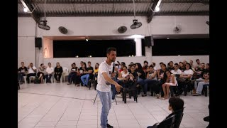 Você foi feito para o eterno! - Tiago Marcon - CJRP18